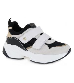 LIU JO BA0021 TX085 BLACK WHITE